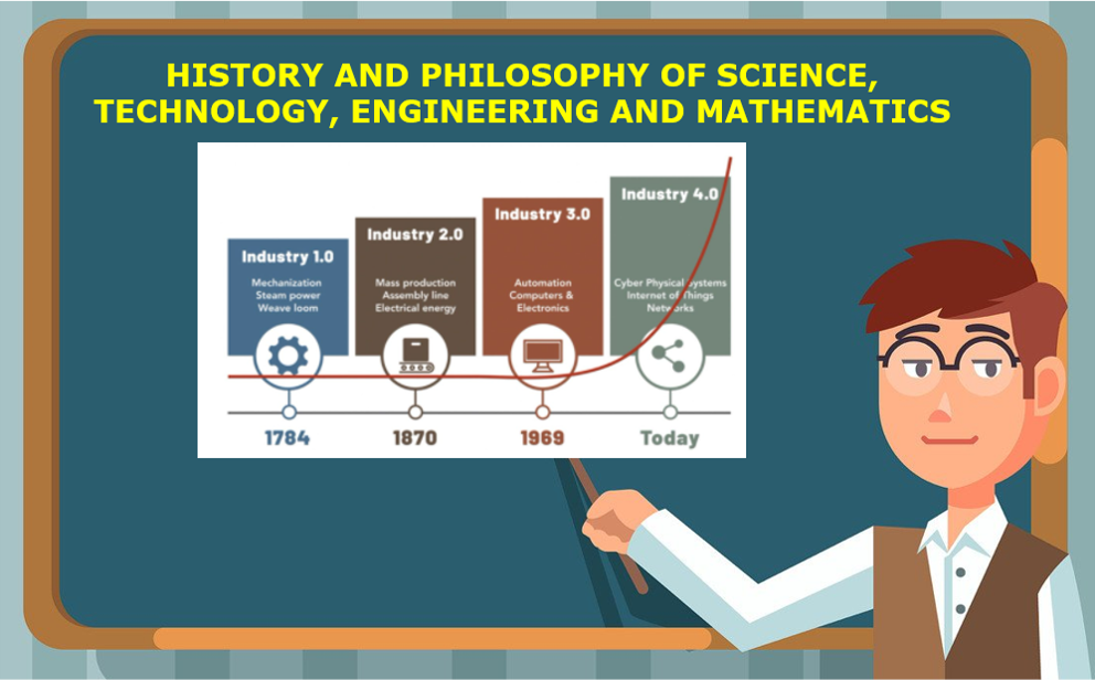 History and Philosophy of Science and Technology Education