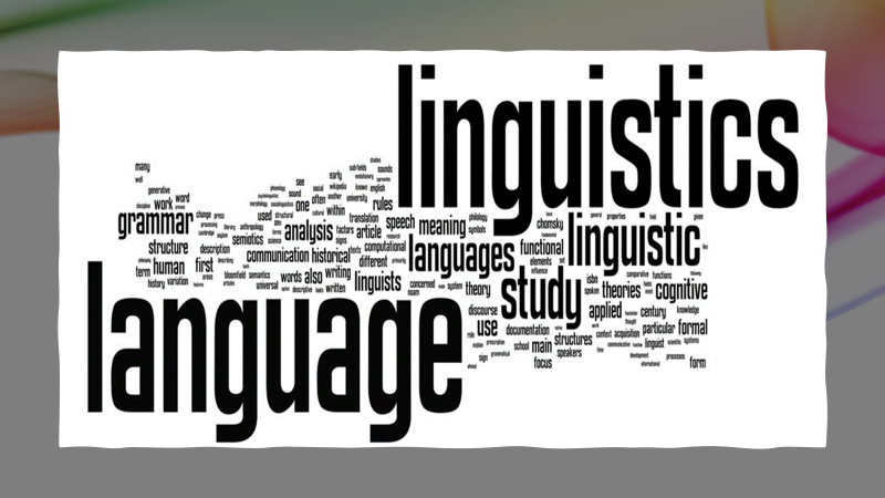 Introduction to Language Studies (merged with TE 220)