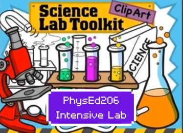 1606 PhysEd 205 Intensive Laboratory Course in Physics (Aban)