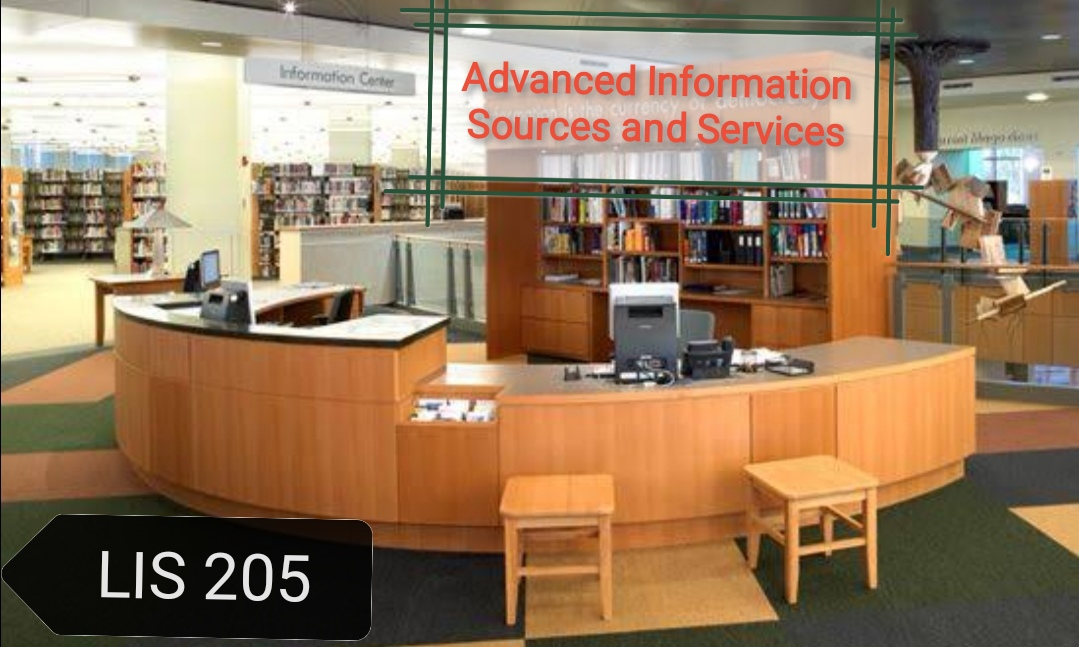 Advanced Information Sources and Services