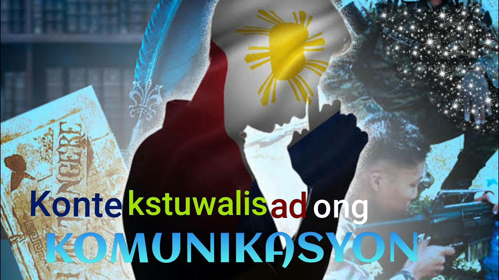 Kontekstwalisadong Filipino