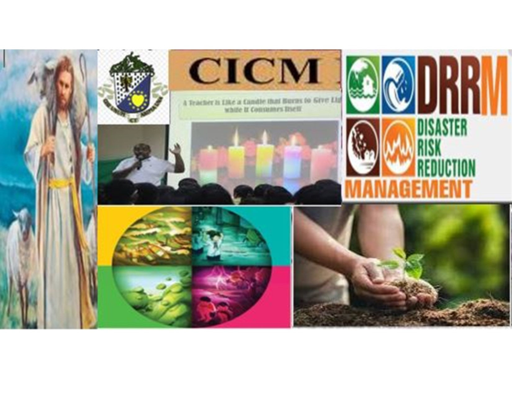 CICM in Action: Environmental Protection Management (Disaster Risk Reduction Management)