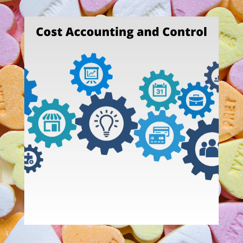 Cost Accounting and Control (Code 3004)