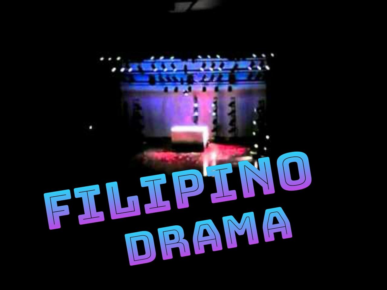 Filipino Drama & Play Production
