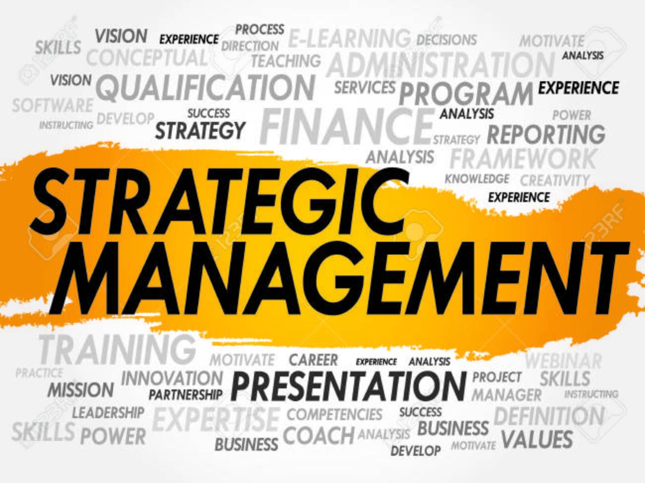 Strategic Management (Business Policies/ Environmental Analysis
