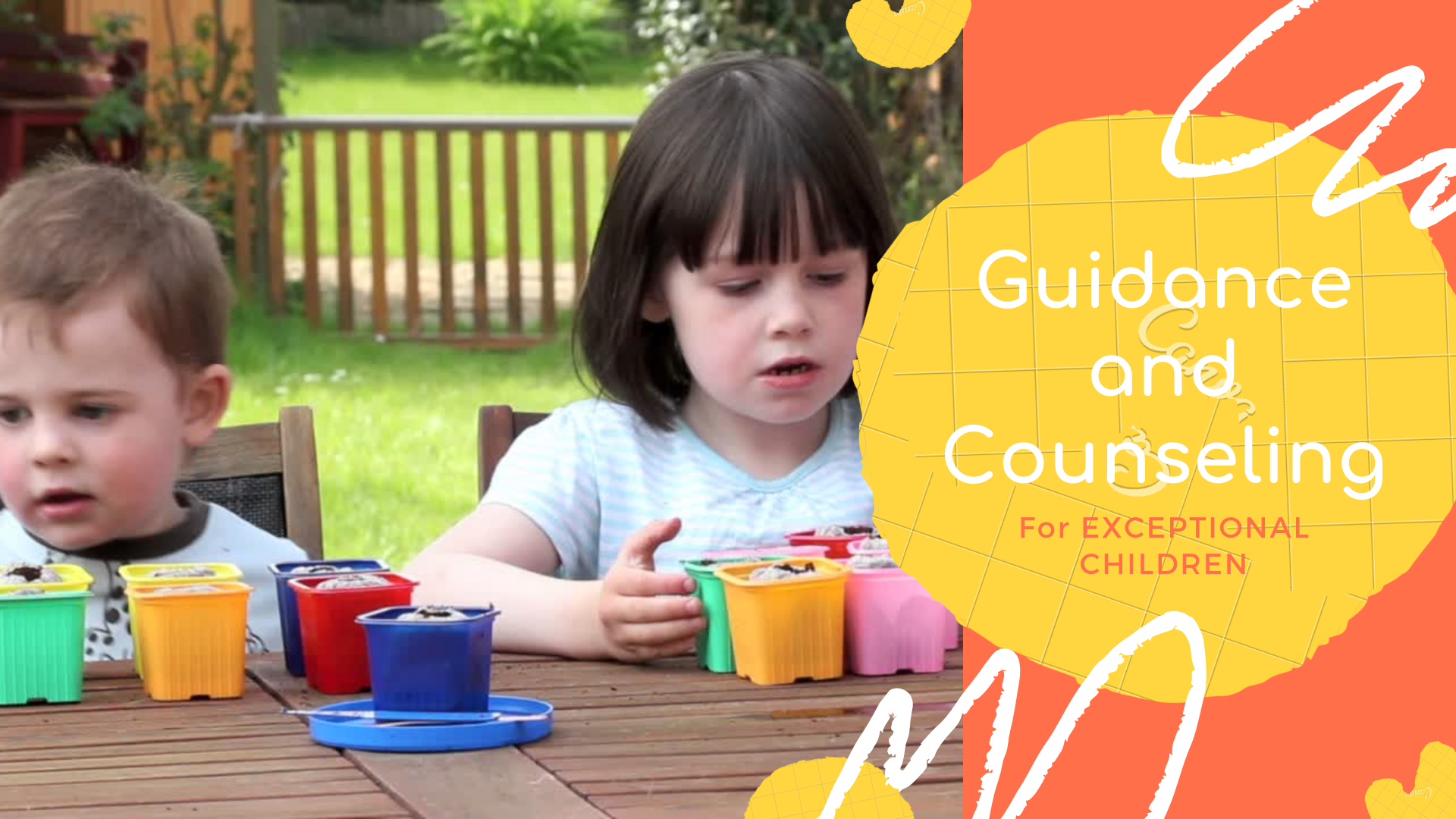 Guidance and Counselling for Exceptional Children